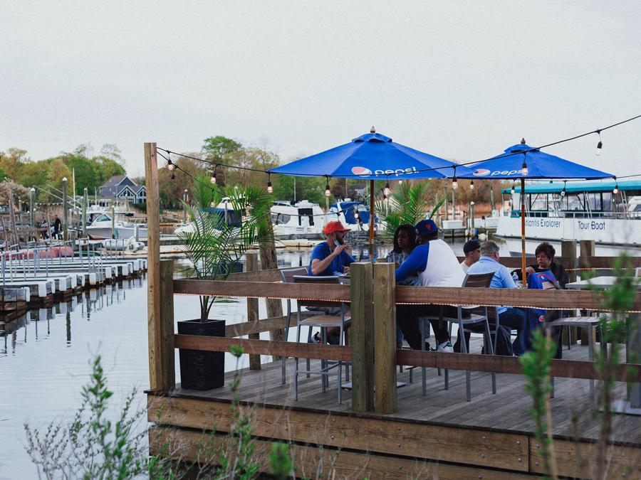 Dock Dining 2